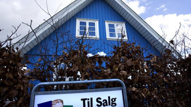 Huspriser i 22 kommuner har overhalet tiden før finanskrisen
