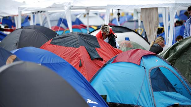 Betaling, indgangsbooking og camping: Roskilde Festival vil samle hele din oplevelse i et chiparmbånd