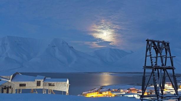 Arktisk eventyr med kurs mod nord