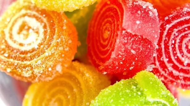 De uanstændige kalorier -  slik på en sund måde