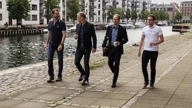 Dansk fintech-selskab får millioner af investfonde: Nu drikker vi champagne