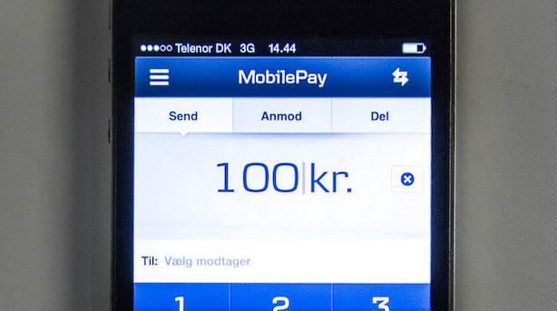 Analytiker: Mobilt dankort udenom Mobilepay er positivt for Nets
