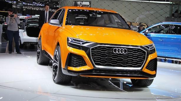 """Audi-boss: """"Det er sjovt at være topchef, men det går godt nok stærkt lige nu"""""""