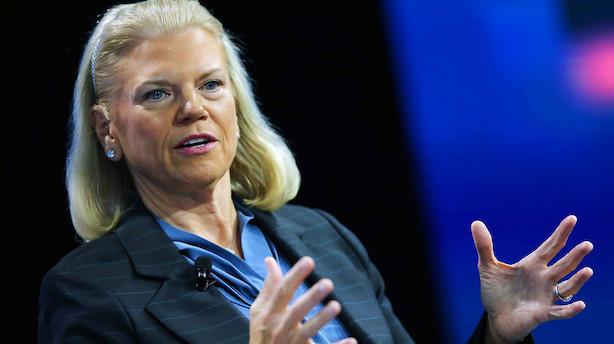 USA: Skuffende IBM-tal og dyk i oliepris lægger dæmper på Wall Street