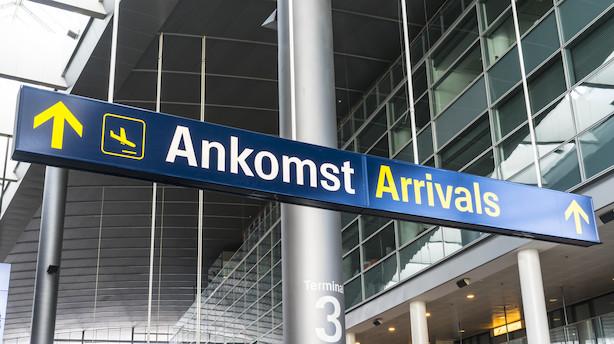 Københavns Lufthavne og Lundbeck i top på stille dag på kontoret
