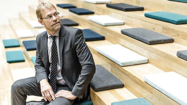 Ny DI formand vil have flere kloge hoveder i dansk erhvervsliv