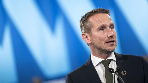Kristian Jensen: Vi vil lytte til DF-skattekrav