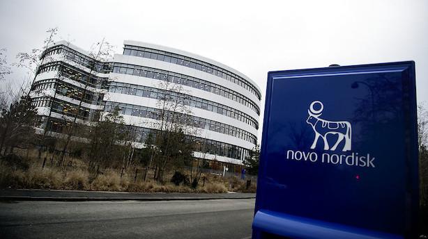 Aktier: Novo-investering til vejrs i blandet Europa