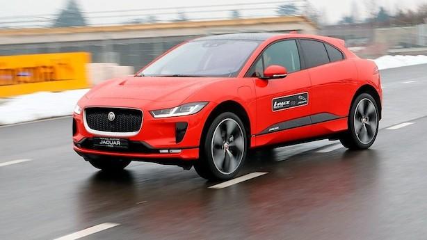 Første test: Sådan kører Jaguars nye elbil