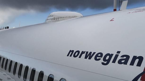 Det sker i dag: Norwegian kommer med trafiktal for juli