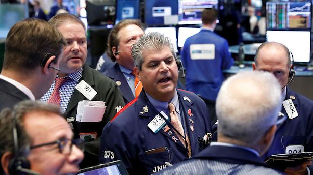 16a5fabd766602 Aktier  Wall Street sender aktier op på muligt tøbrud overfor Kina ...