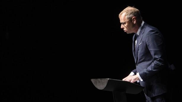 Niels Lunde: Bankernes etiske selvopgør udeblev