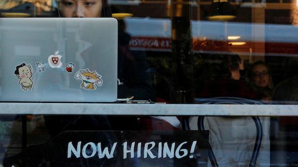 Aktiestatus i USA: Jobrapport og handelsnyt giver grønt marked