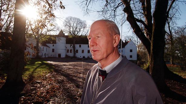 Landbrugets mand H.O.A. Kjeldsen er død - 87 år