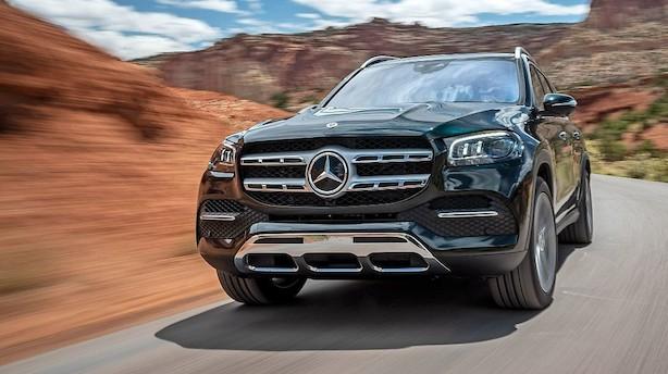 Mercedes har et bud, hvis du er til STORE biler