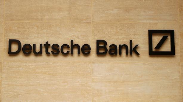 Aktieluk i Europa: Deutsche Bank og BASF i den tunge ende i Europa