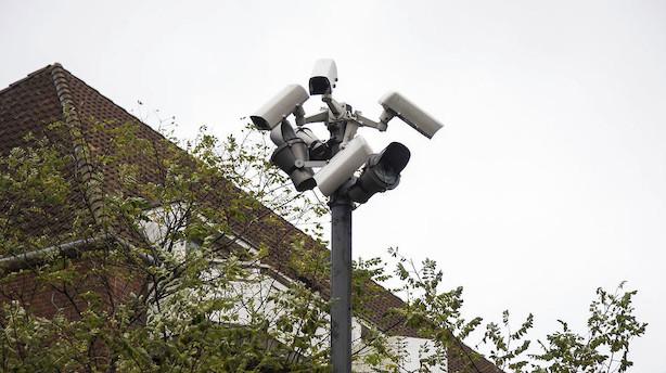 Tænketank: Underligt at lægge op til øget overvågning nu