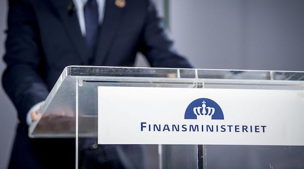 Ministerium gav forkerte tal til Folketinget om EU-budget