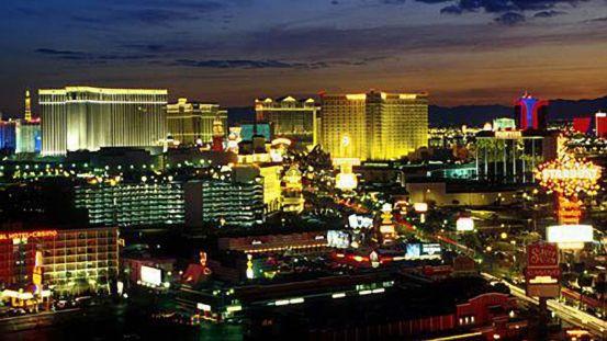 Tag på vild shopping i Las Vegas