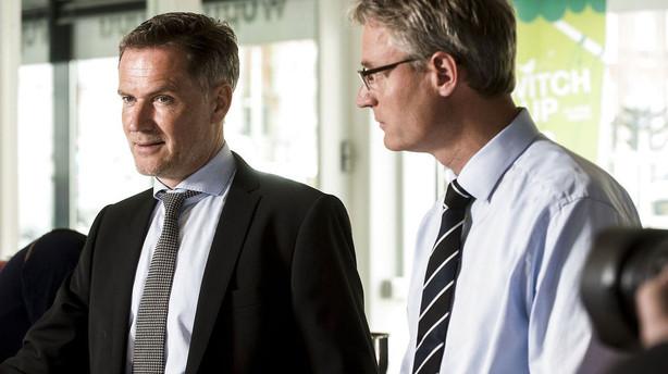 Niels Thorborg: Wupti var ikke til salg