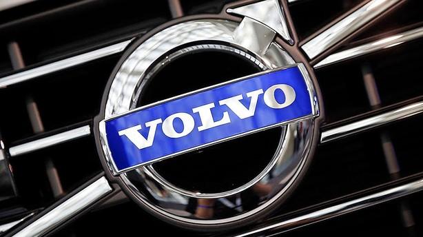 Volvo tilbagekalder 59.000 biler - også i Danmark