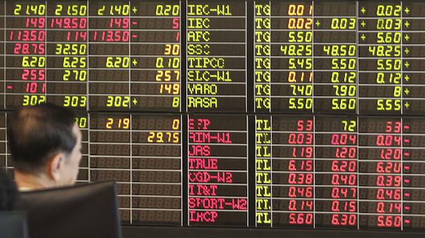 Aktier: Investorerne vurderer mudret udfald af G7-møde