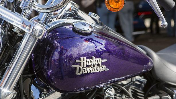 Ikonisk motorcykelproducent kører i modvind