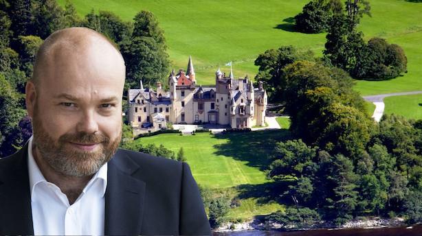 Bestseller-milliardær ejer nu mere af Skotland end Dronning Elizabeth