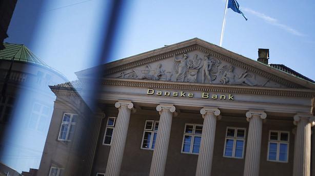Danske Bank erkender estisk svigt i hvidvaskningsskandale