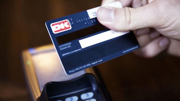"""Kontaktløst dankort brager frem: """"Det er en kontantdræber"""""""