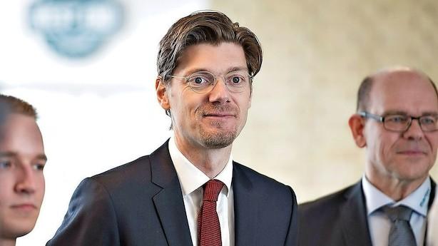 Johan Uggla bliver direktør for Maersk Training