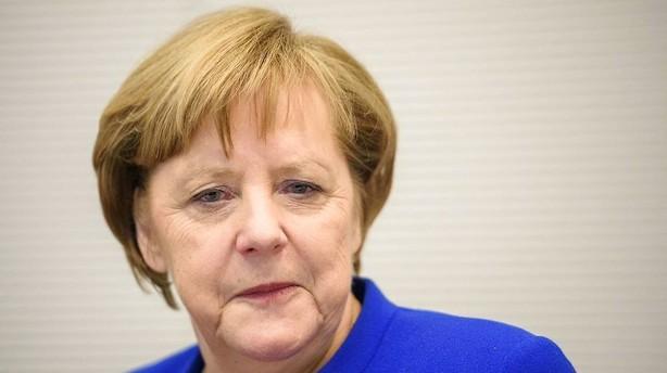 Gennembrud i tyske regeringsforhandlinger