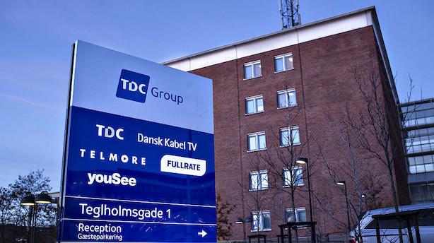 Analytiker: Droppet fusionsplan peger på forhandlinger om TDC-salg