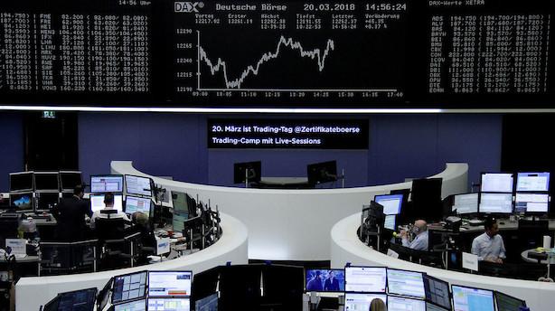 Europa: Shire i front for lysegrønt marked efter købsnyt