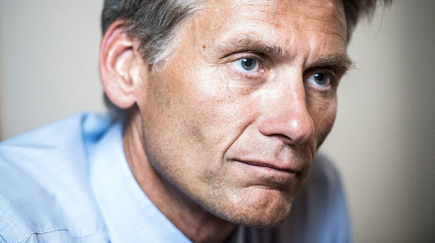 Analyse: Danske Banks investorer står klar med det store bat