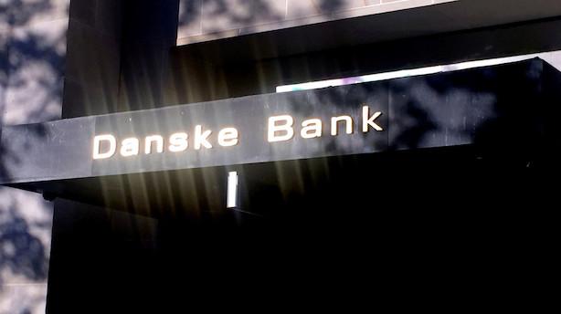 Aktiestatus: Danske Bank bunder igen i negativt eliteindeks