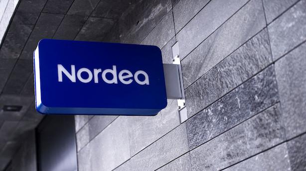 Nordea-aktionær har tiltro til indsats mod hvidvask