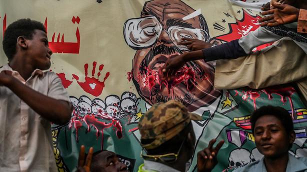 Retskilde: Sudans ekspræsident efterforskes for hvidvask