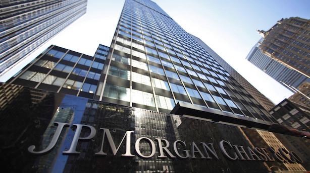Aktieåbning i USA: Røde markeder efter regnskaber fra amerikanske storbanker