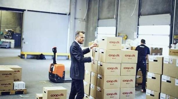 """Konkurrent trækker på skuldrene over nyt Coop-initiativ: """"Mig bekendt er hovedparten af alle gadedøre aflåste i København"""""""