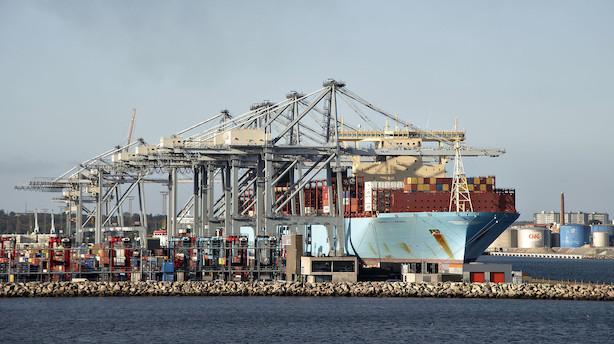 Mærsk samler ledelse af nordiske havneterminaler