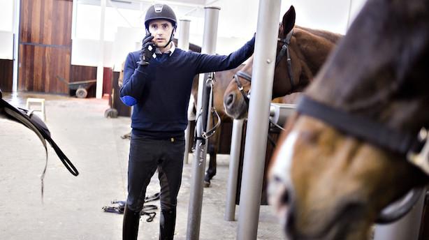 Tidligere OL-medaljevinder fortsætter med at veksle hestesalg til millionindtjening: Ejere tager ekstraordinært udbytte på 163 mio kr