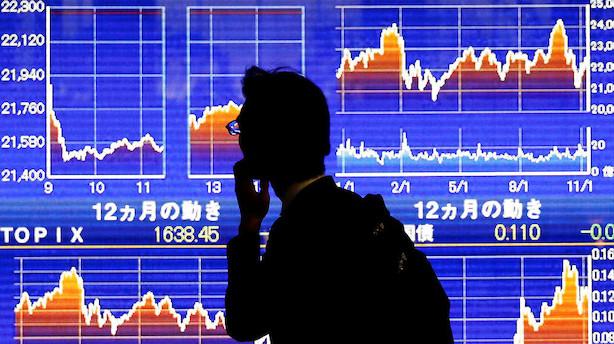 Aktier: Svindende handelshåb og eskalerende Hongkong-uro bag kursfald i Asien