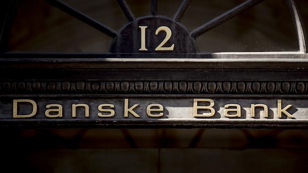 Sælger LR Realkredit til konkurrent og opjusterer: Danske Bank-aktien får lille belønning af investorerne