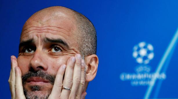 Manchester City udelukkes fra europæisk fodbold i to år