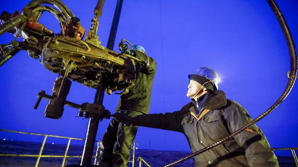 Råvarer: Olie falder efter høj amerikansk lageropbygning