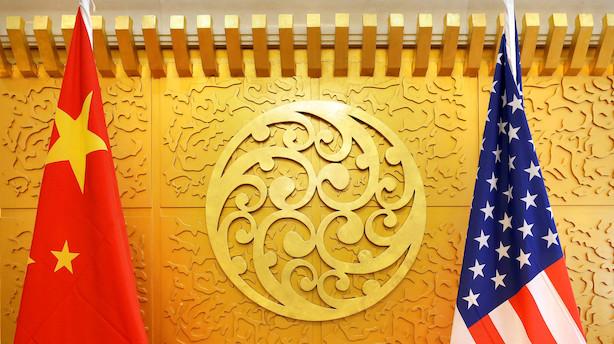 Toldsatser for milliarder træder i kraft i dag: Kina har meldt fra til forsoningsaftaler senere på ugen