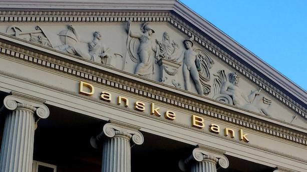 Topfigurer i Danske Bank var ikke del af hvidvaskrapport