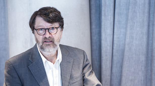 For fire dage siden kritiserede han regeringens klimapolitik: Nu er tidligere overvismand færdig som formand for Klimarådet