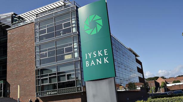 Jyske Bank afviser at gå efter dankort for profit